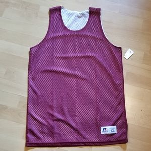 RUSSELL ATHLETICS Jersey (Youth Size XL= Wmns M)